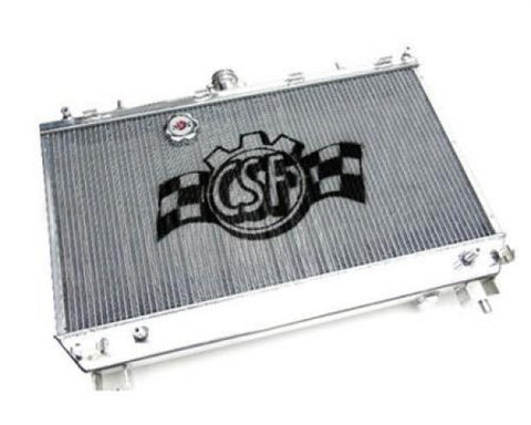 CSF Racing Radiators 2009-2014 Nissan 370Z / 2008-2013 Infiniti G37 Racing Perfo