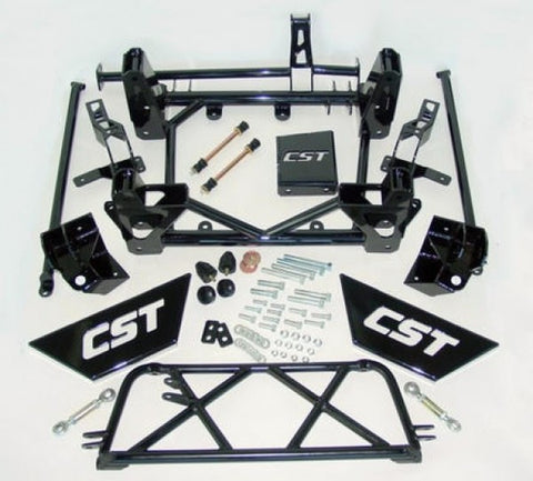 "CST Suspension 9-11"" Lift Kit - 01-07 Silverado / Sierra 1500HD/2500HD - 4WD CSK"