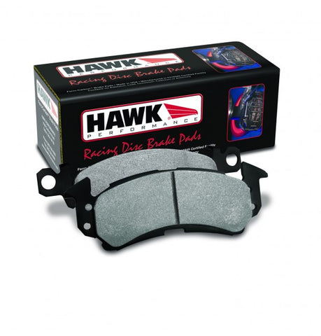 Hawk Black Rear Brake Pads HB159M.492 D636BLK