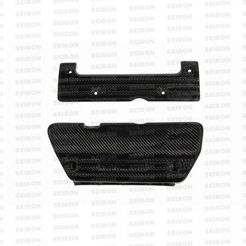 Seibon Carbon Fiber Engine Covers EC0607HDCV4D