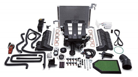 Edelbrock E-Force Street Legal Supercharger Kit 1534 EDE1534