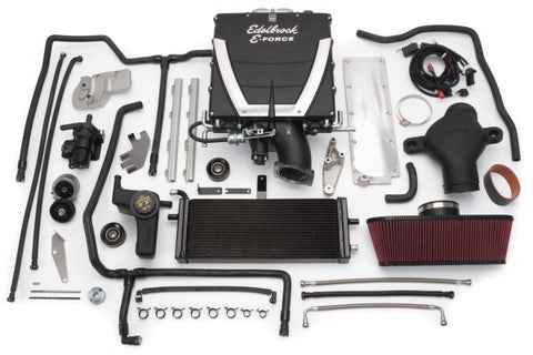 Edelbrock E-Force Competition Kit Supercharger 1573 EDE1573