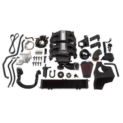 Edelbrock E-Force Street Legal Supercharger Kit 15810 EDE15810
