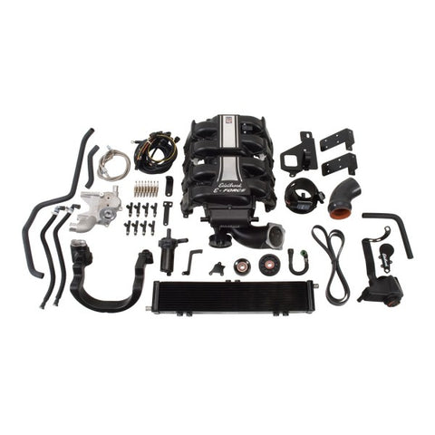 Edelbrock E-Force Street Legal Supercharger Kit 15830 EDE15830
