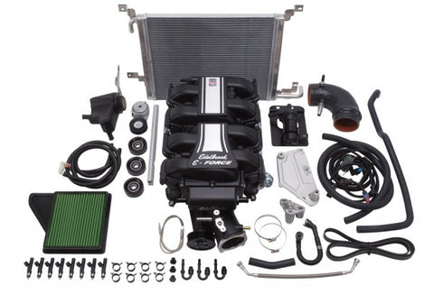Edelbrock E-Force Street Legal Supercharger Kit 15880 EDE15880