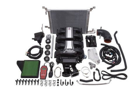 Edelbrock E-Force Street Legal Supercharger Kit 1588 EDE1588