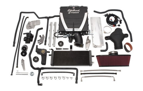 Edelbrock E-Force Competition Kit Supercharger 1595 EDE1595