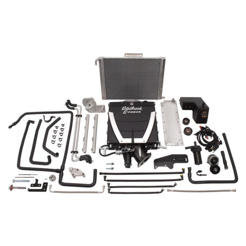 Edelbrock E-Force Competition Kit Supercharger 1596 EDE1596