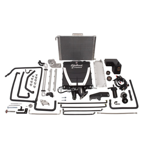 Edelbrock E-Force Competition Kit Supercharger 1599 EDE1599