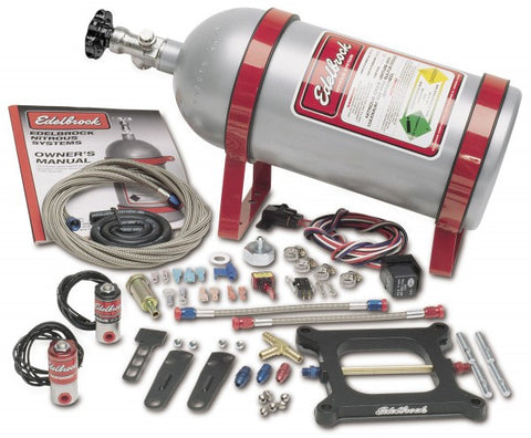 Edelbrock Performers Nitrous Oxide Injection System Kit 70002 EDE70002