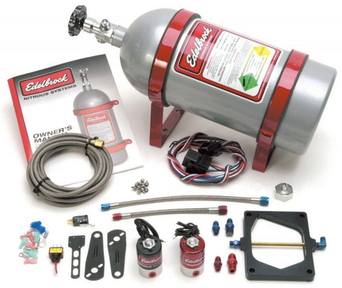 Edelbrock Performer RPM Pro-Flo EFI Nitrous Oxide Injection System Kit 70070 EDE
