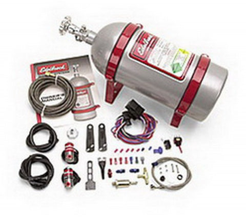 Edelbrock Wet To Dry Conversion Kit Nitrous Oxide Injection System Kit 71884 EDE