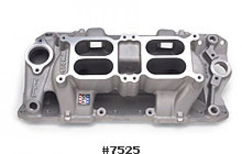 Edelbrock RPM Air Gap(R) Dual-Quad Engine Intake Manifold 75251 EDE75251