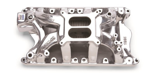 Edelbrock RPM Air Gap 351-W Engine Intake Manifold 75811 EDE75811