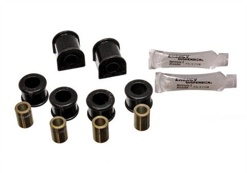 Energy Suspension Rear Sway-Bar Bushings - Black 11.5105G ENE11.5105G