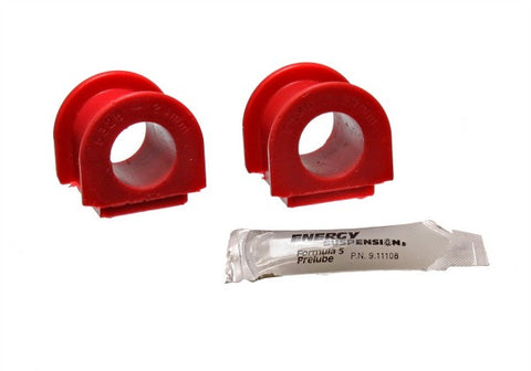 Energy Suspension Front Sway-Bar Bushings - Red 16.5105R ENE16.5105R