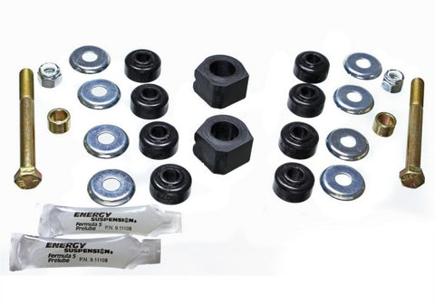 Energy Suspension Front End Link Bushings - Black 16.5120G ENE16.5120G