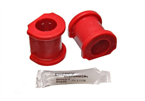 Energy Suspension Front Sway-Bar Bushings - Red 16.5133R ENE16.5133R
