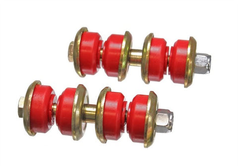 Energy Suspension Front Sway-Bar End Links - Red 16.8105R ENE16.8105R