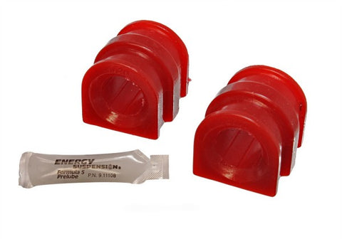 Energy Suspension Front Sway-Bar Bushings - Red 18.5101R ENE18.5101R