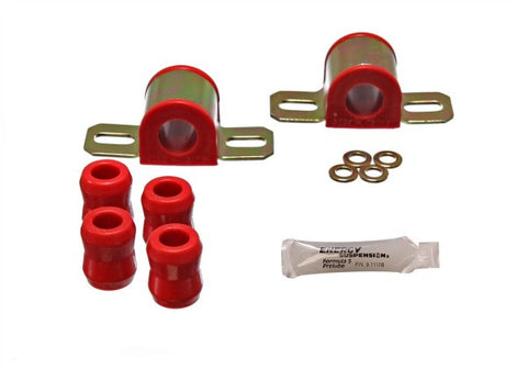 Energy Suspension Front Sway-Bar Bushings - Red 2.5101R ENE2.5101R