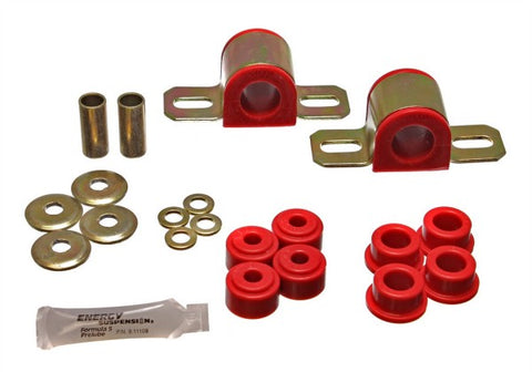 Energy Suspension Front Sway-Bar Bushings - Red 2.5103R ENE2.5103R