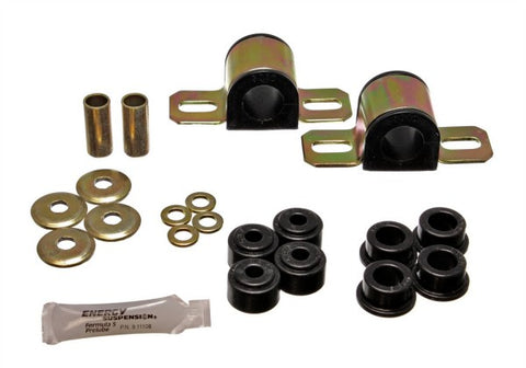 Energy Suspension Front Sway-Bar Bushings - Black 2.5105G ENE2.5105G