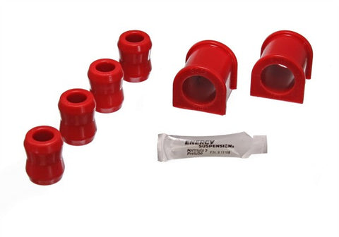 Energy Suspension Front Sway-Bar Bushings - Red 2.5107R ENE2.5107R