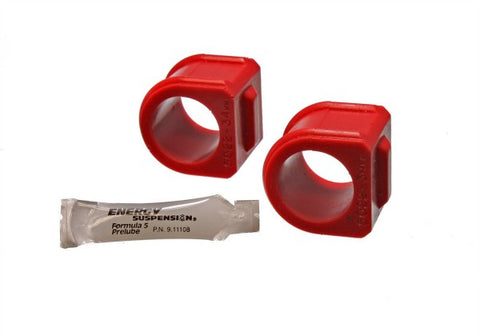 Energy Suspension Front Sway-Bar Bushings - Red 3.5131R ENE3.5131R