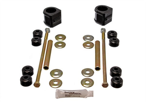 Energy Suspension Front Sway Bar End Link Bushings - Black 3.5136G ENE3.5136G