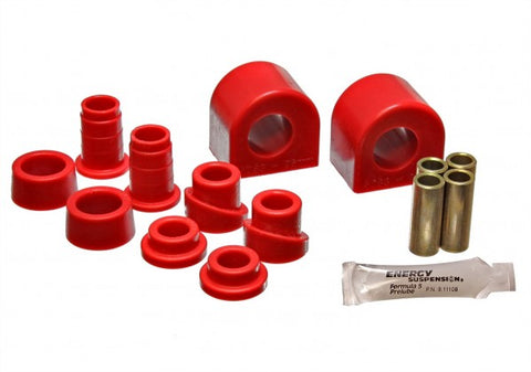 Energy Suspension Front Sway-Bar Bushings - Red 3.5141R ENE3.5141R