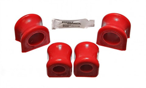 Energy Suspension Front Sway Bar End Link Bushings - Red 3.5158R ENE3.5158R