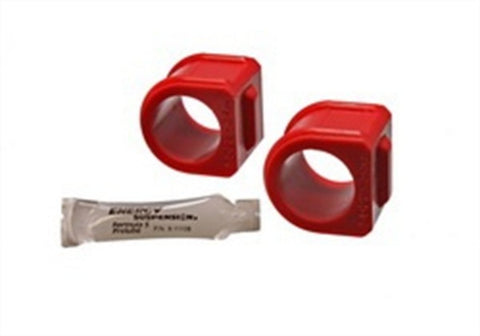 Energy Suspension Front Sway-Bar Bushings - Red 3.5159R ENE3.5159R