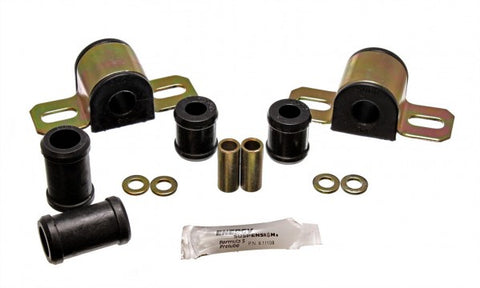 Energy Suspension Rear Sway-Bar Bushings - Black 3.5165G ENE3.5165G