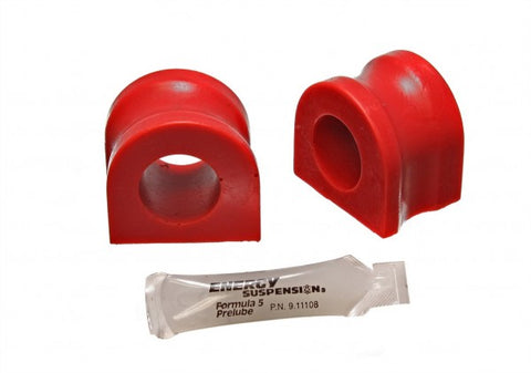 Energy Suspension Front Sway-Bar Bushings - Red 3.5170R ENE3.5170R