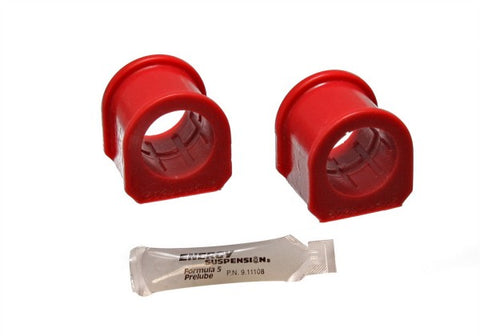 Energy Suspension Front Sway-Bar Bushings - Red 4.5101R ENE4.5101R