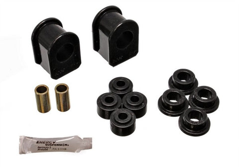 Energy Suspension Front or Rear Sway-Bar Bushing Kit - Black 4.5102G ENE4.5102G