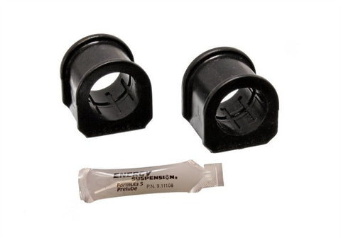 Energy Suspension Front Sway-Bar Bushings - Black 4.5108G ENE4.5108G