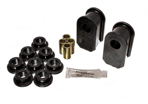 Energy Suspension Front or Rear Sway-Bar Bushing Kit - Black 4.5115G ENE4.5115G