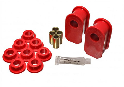 Energy Suspension Front Sway Bar Bushing Kit - Red 4.5115R ENE4.5115R