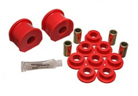 Energy Suspension Front Sway Bar Bushing Kit - Red 4.5117R ENE4.5117R