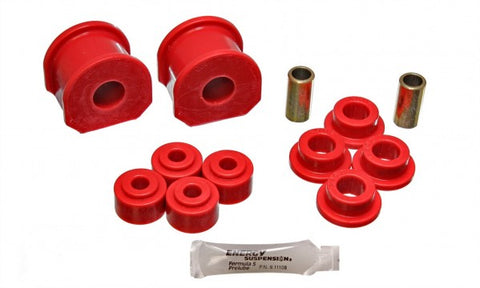Energy Suspension Front Sway Bar Bushing Kit - Red 4.5123R ENE4.5123R