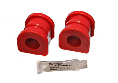 Energy Suspension Front Sway-Bar Bushings - Red 4.5137R ENE4.5137R