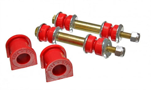 Energy Suspension Rear Sway-Bar Bushings - Red 4.5140R ENE4.5140R