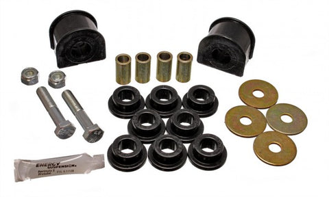 Energy Suspension Rear Sway-Bar Bushings - Black 4.5146G ENE4.5146G