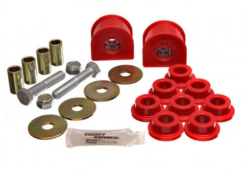 Energy Suspension Rear Sway-Bar Bushings - Red 4.5151R ENE4.5151R
