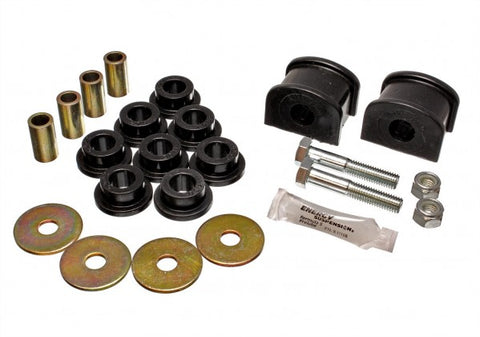Energy Suspension Rear Sway-Bar Bushings - Black 4.5153G ENE4.5153G