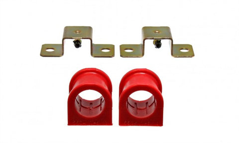 Energy Suspension Front Sway Bar Bushing Kit - Red 4.5161R ENE4.5161R