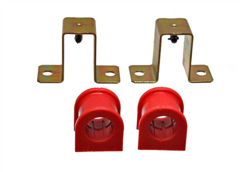 Energy Suspension Front Sway-Bar Bushings - Red 4.5174R ENE4.5174R