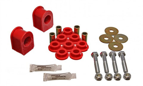 Energy Suspension Rear Sway-Bar Bushings - Red 4.5187R ENE4.5187R